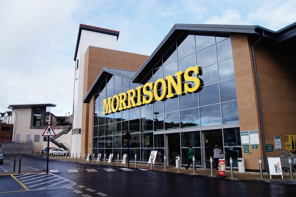 Simons Group - Fit out and interiors - Morrisons