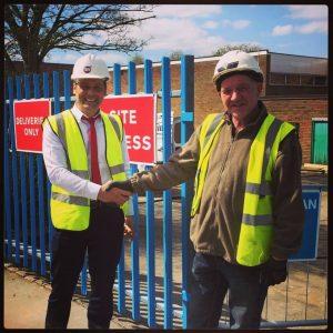 Simon Nicholas Associates - Candidates - Peter Woodman J Tomlinson Birmingahm