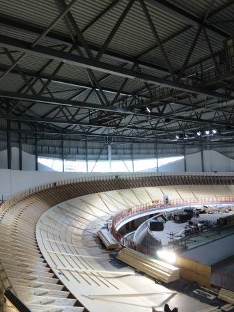 Simon Nicholas Associates - Construction and Build - velodrome
