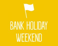 May Bank Holiday